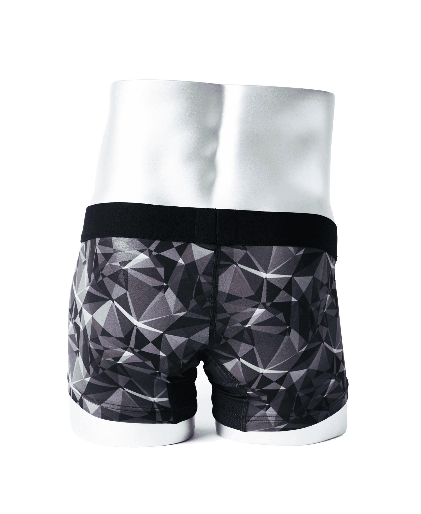BOXER ボクサーパンツ 通販 | 高級ブランド メンズ(男性)下着 日本製 MODERN POLYGON | デザイン詳細画像3