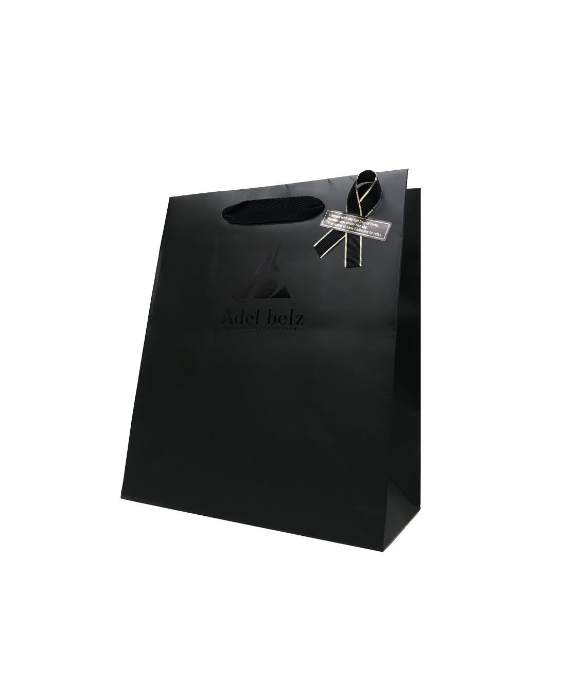 BOXER プレゼント用 ギフトショッパー ラッピングバッグ