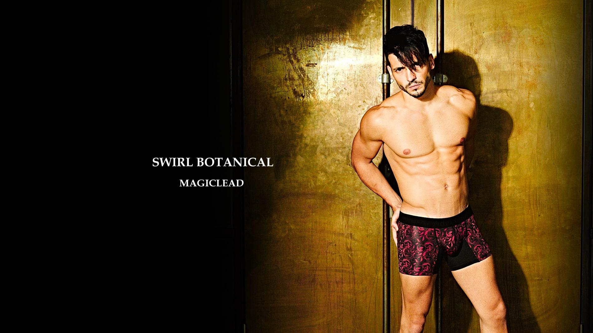 SWIRL BOTANICAL W|メンズアンダーウェア 高級ボクサーパンツブランド、Adelbelz(アデルベルツ)公式通販