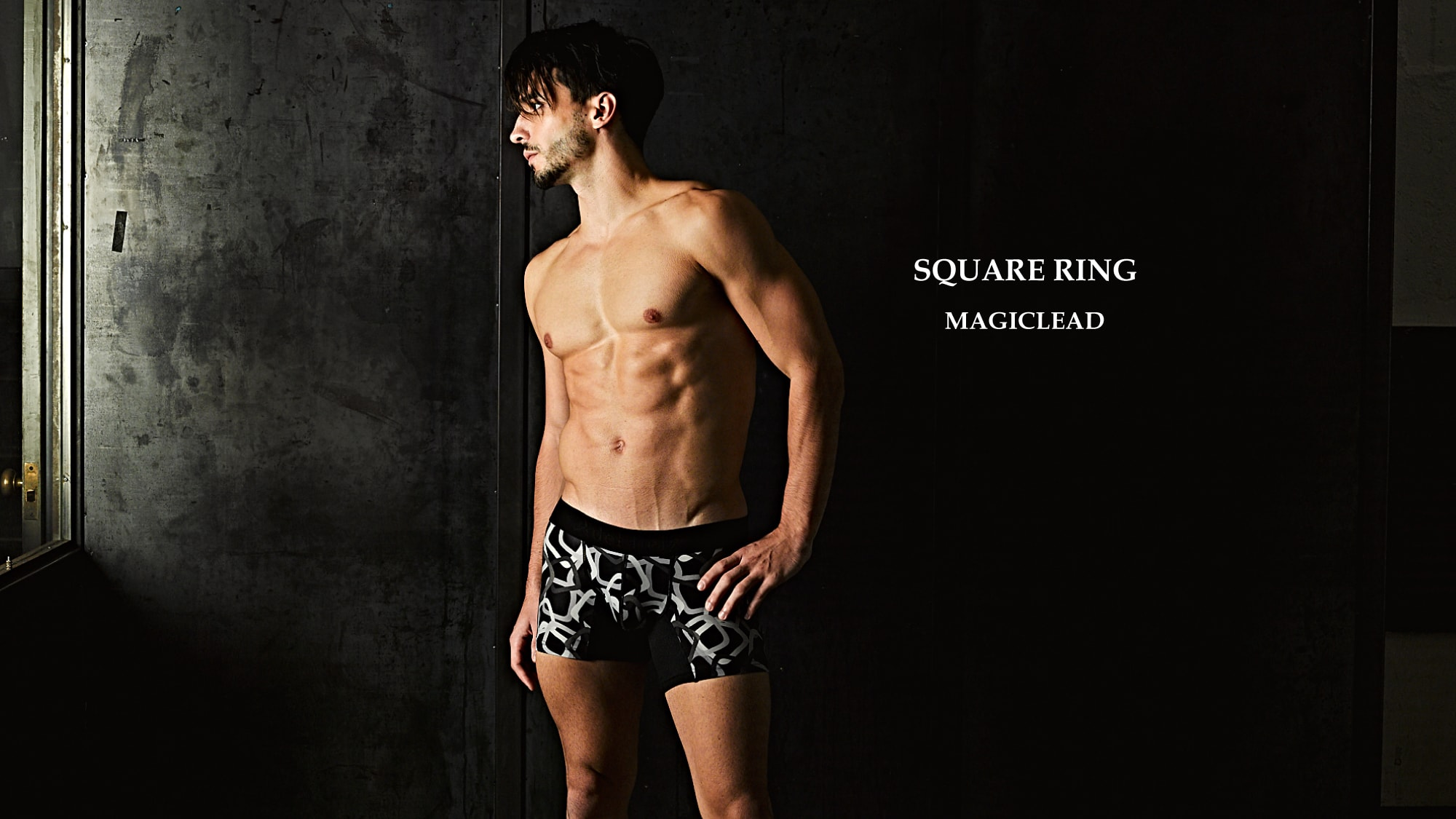 SQUARE RING おしゃれ 高級下着 日本製メンズボクサーパンツブランド、 Adelbelz(アデルベルツ)公式通販